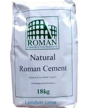 Buy Natural Roman Cement 18kg London